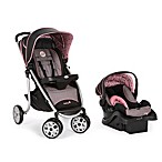 Safety 1st® SleekRide™ LX Travel System in Eiffel Rose
