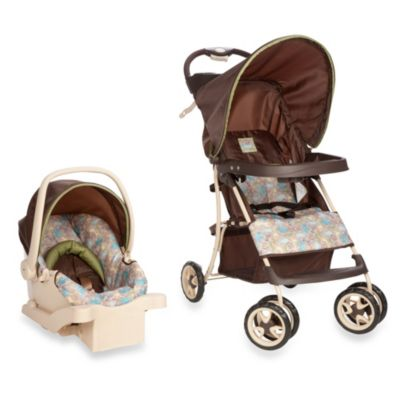 Cosco® Sprinter Go Lightly Travel System in Kontiki