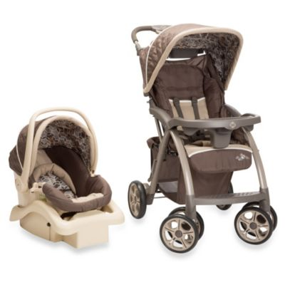 Safety 1st Saunter Luxe Travel System in Cubes