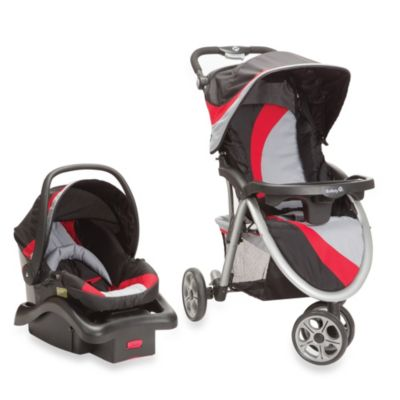 Safety 1st Saunter 3 Travel System in Racer