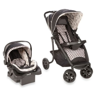 Safety 1st® SleekRide™ Premier ABC Toile Travel System
