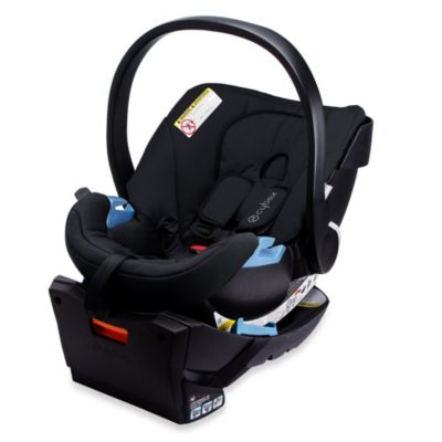 Aton Infant Car Seat in Black