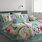 Flowerbomb Duvet Cover Set