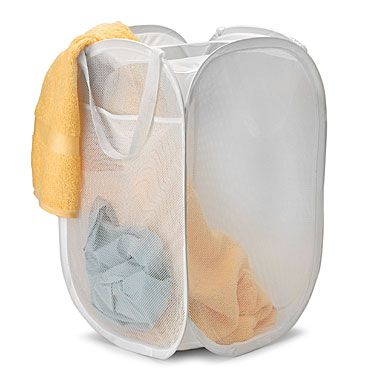 Pop Up Mesh Hamper