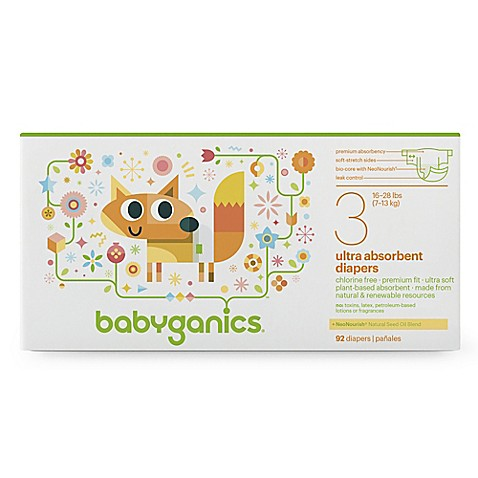 Buy Babyganics Ultra Absorbent Diapers, Size 2, Count on armychief.ml FREE SHIPPING on qualified orders.