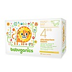 BabyGanics® 80-Count Size 4 Ultra Absorbent Diapers