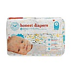 Honest Newborn 40-Pack Diapers with ABC Pattern