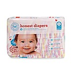 Honest Size Three 34-Pack Diapers with Bloom Pattern