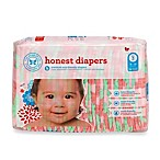 Honest Size Three 34-Pack Diapers with Strawberry Pattern