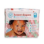 Honest Size Four 29-Pack Diapers with Strawberry Pattern