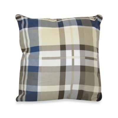 Sherwood Square Toss Pillow