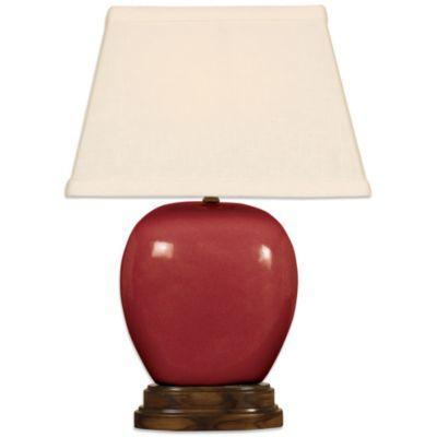 Splash Oblong 1-Light Table Lamp