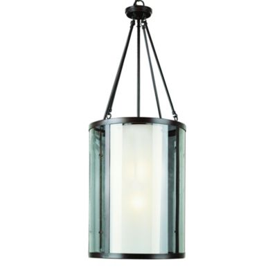 Bel Air Glass Room 31-Inch Pendant Light
