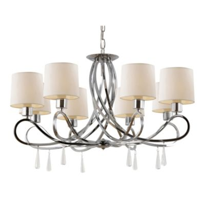 Bel Air Infinidad 8-Light Chandelier