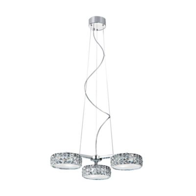 Bel Air Cosmopolitan Propeller LED 9-Light Pendant Light
