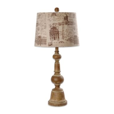 Crestview Collection Arcadian Table Lamp