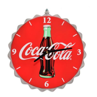 Coca-Cola Bottle Cap Clock
