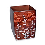 Parker Loft® California Poppy Wastebasket