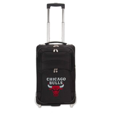 NBA Chicago Bulls 21-Inch Wheeled Carry-On