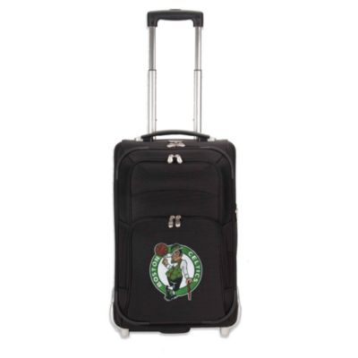 NBA Boston Celtics 21-Inch Wheeled Carry-On