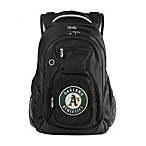 MLB Oakland Athletics 19-Inch Backpack