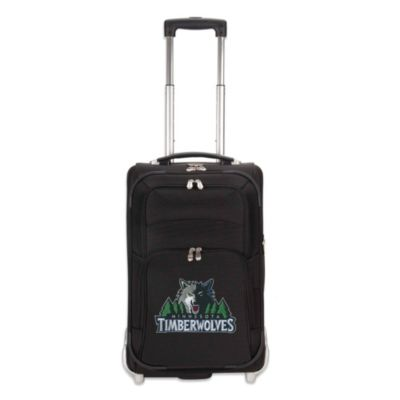 NBA Minnesota Timberwolves 21-Inch Carry On