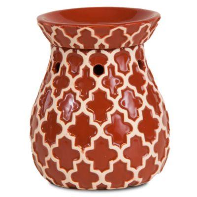 Marrakech Ceramic Fragrance Hearth Wax Warmer