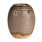 AmbiEscents Nature's Stone Ceramic Fragrance Hearth Wax Warmer