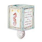 AmbiEscents Marina Ceramic Plug-In/Night Light Wax Warmer