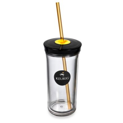 Keurig® Iced Beverage 16 oz. Tumbler with Lid