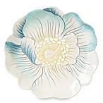 Edie Rose by Rachel Bilson Bloom Sculpted Rose Canapé Plate