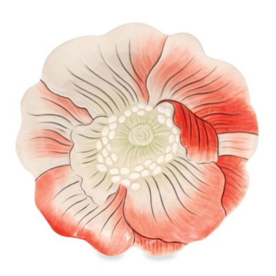 Edie Rose by Rachel Bilson Hydrangea Sculpted Canapé Plate