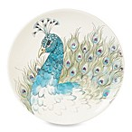 Edie Rose by Rachel Bilson Peacock 9-Inch Accent Plate