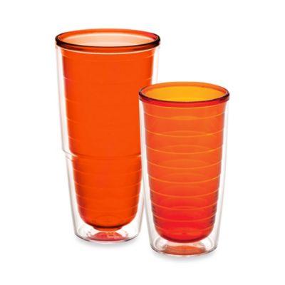 Tervis® Tangerine 16–Ounce Tumbler