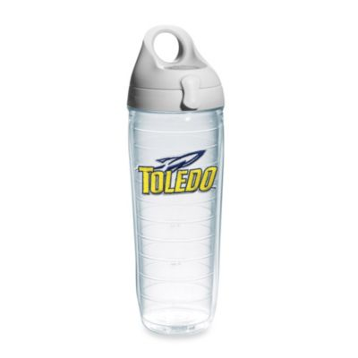 Tervis® University of Toledo 24-Ounce Emblem Water Bottle with Lid