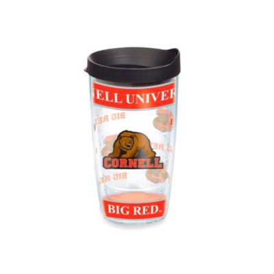 Tervis® Cornell University Big Red 16 oz. Wrap Tumbler with Lid