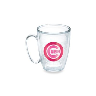 Tervis® Tumbler Neon Pink MLB Chicago Cubs 15-Ounce Mug with Lid