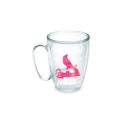 Tervis® Tumbler Neon Pink St. Louis Cardinals 15-Ounce Mug with Lid