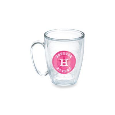 Tervis® Tumbler Neon Pink MLB Houston Astros 15-Ounce Mug