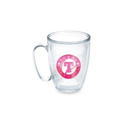 Tervis® Tumbler Neon Pink MLB Texas Rangers 15-Ounce Mug