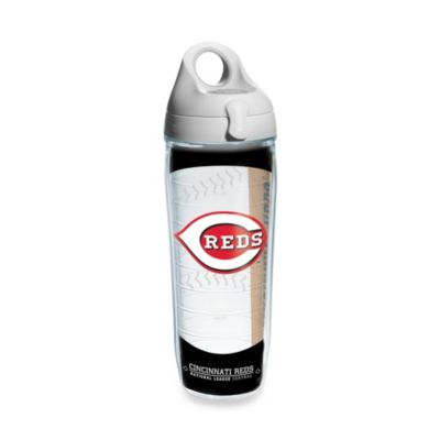 Cincinnati Reds 24-Ounce Water Bottle