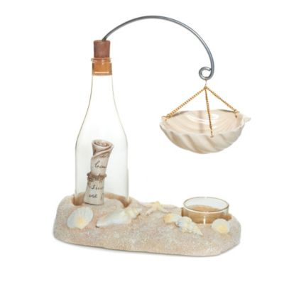 Buy seashell bathroom decor from bed bath beyond for Yankees bathroom decor