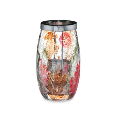 Yankee Candle® Coral Beach Crackle Collection Tealight Candle Holder