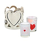 Yankee Candle® Valentine Hearts Tealight and Jar Holder Frame Collection