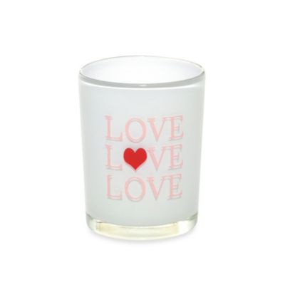 Yankee Candle® Valentine Tealight Holder with Love