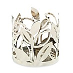 Yankee Candle® Everyday Metal Chrome Vine Jar Candle Sleeve