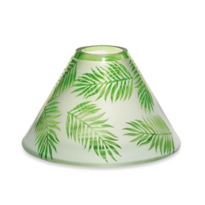 Yankee Candle® Under the Palms™ Jar Candle Shade