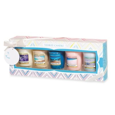 Yankee Candle® 5 Sampler Votive Box Gift Set