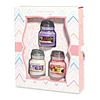 Yankee Candle® Three Small Jar Candles Keepsake Box Set