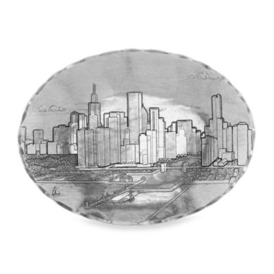 Chicago Small Oval Dish